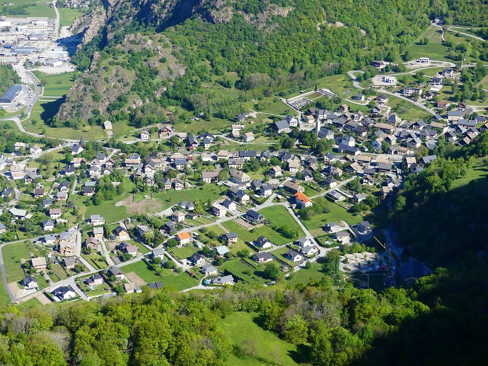 Hermillon © Communauté de Communes Cœur de Maurienne Arvan