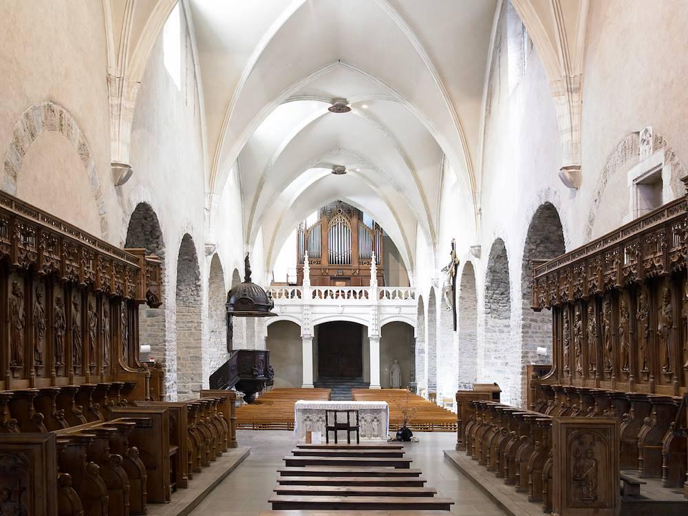 Cathédrale Saint-Jean-de-Maurienne ©