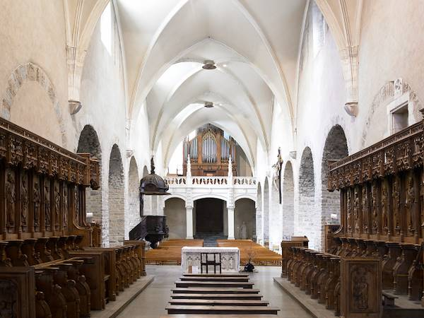 Visite guid e cath drale clo tre et crypte saint jean - Office de tourisme st jean de maurienne ...