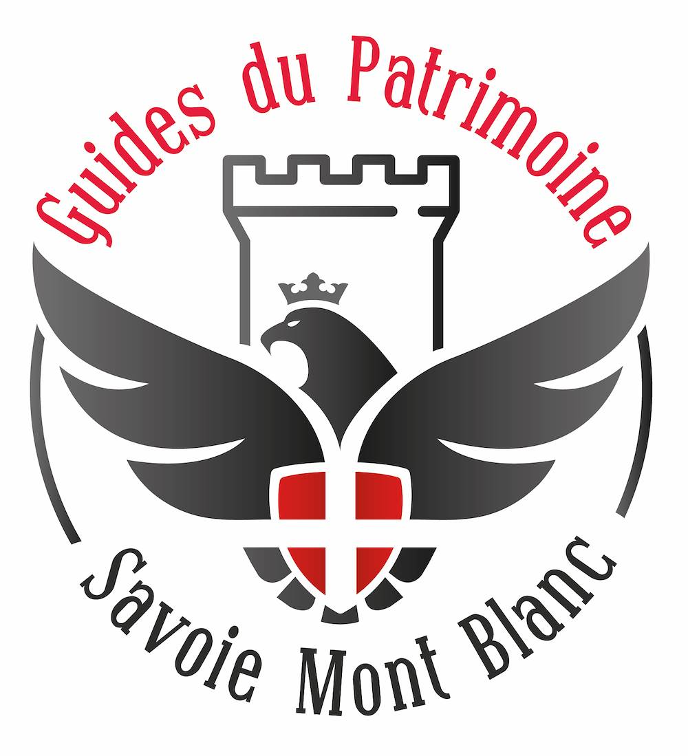 Guides du Patrimoine Savoie Mont Blanc - Logo © oui