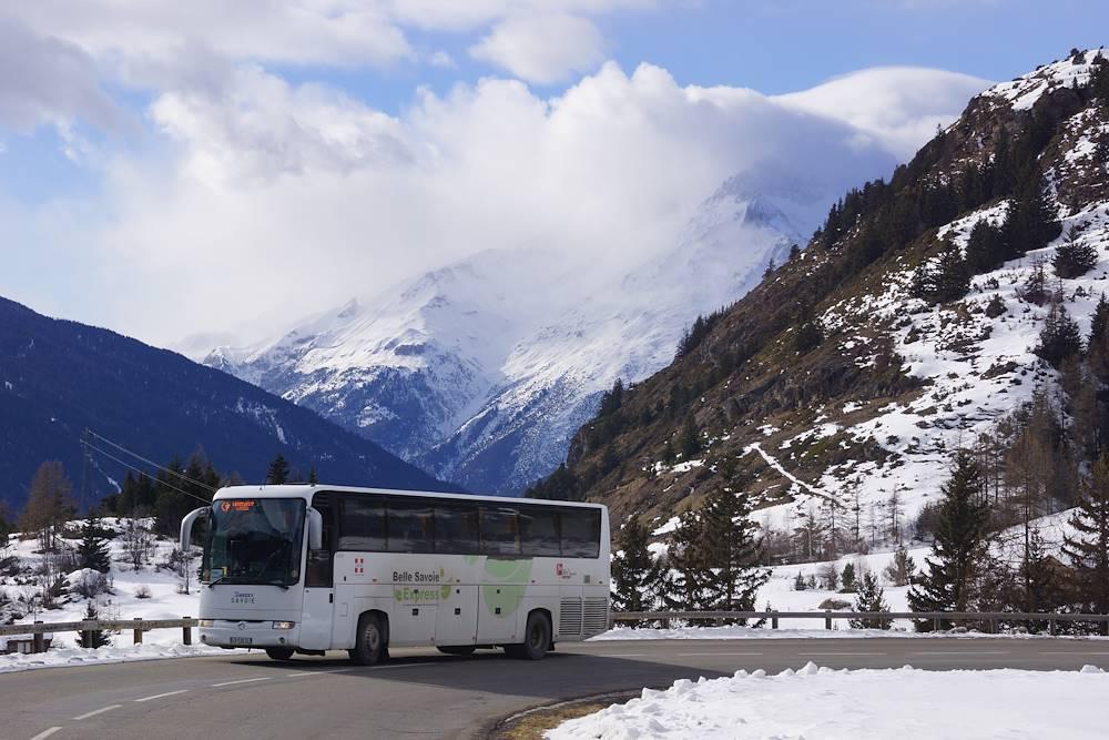Ligne Belle Savoie Express © Ingrid Pauwels