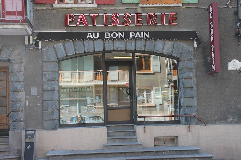 Au Bon Pain © C. Royer