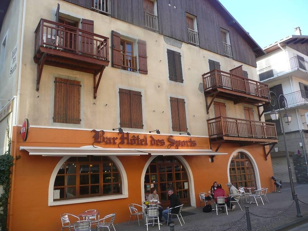 Hôtel des Sports Saint-Jean-de-Maurienne ©
