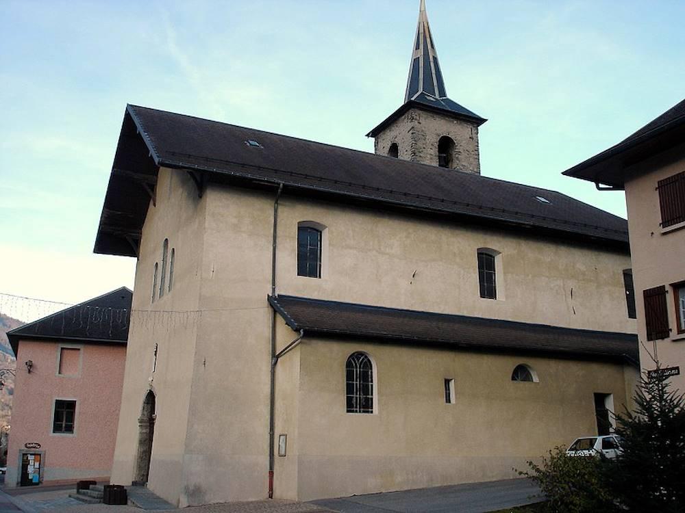 L'église © Mairie de la Chapelle
