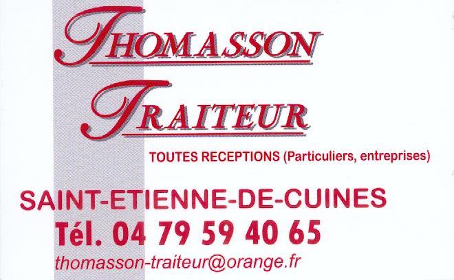 Traiteur Thomasson © Traiteur Thomasson