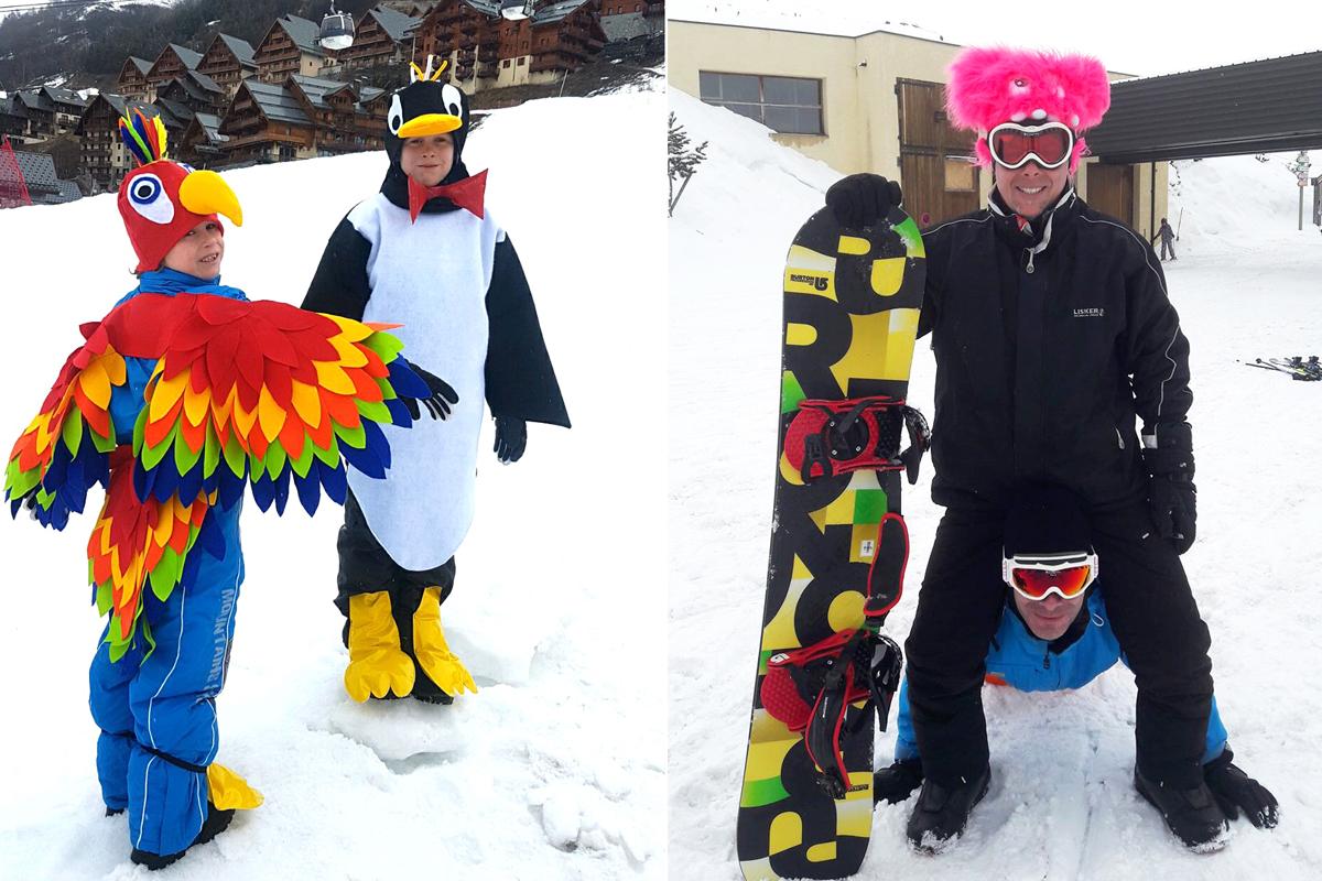 Vallore celebrates carnival !