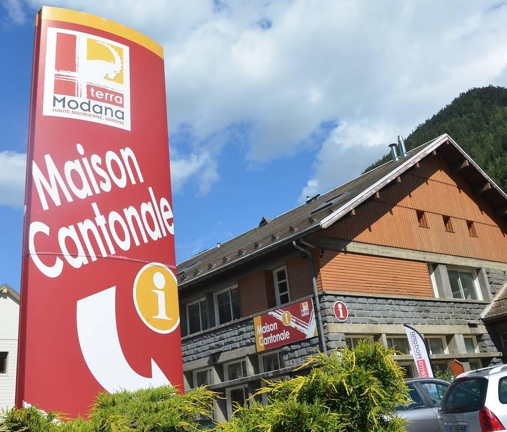 Maison cantonale © cctm