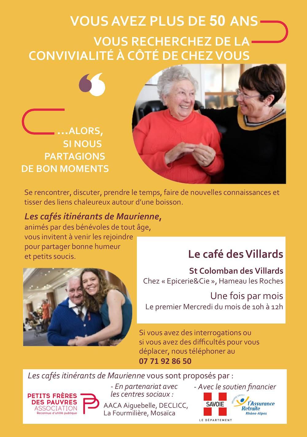 Café des Villards ©