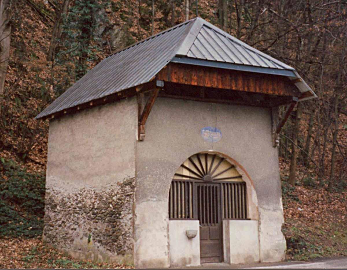 Chapelle saint Roch © Mairie de Saint-Paul-sur-Isère