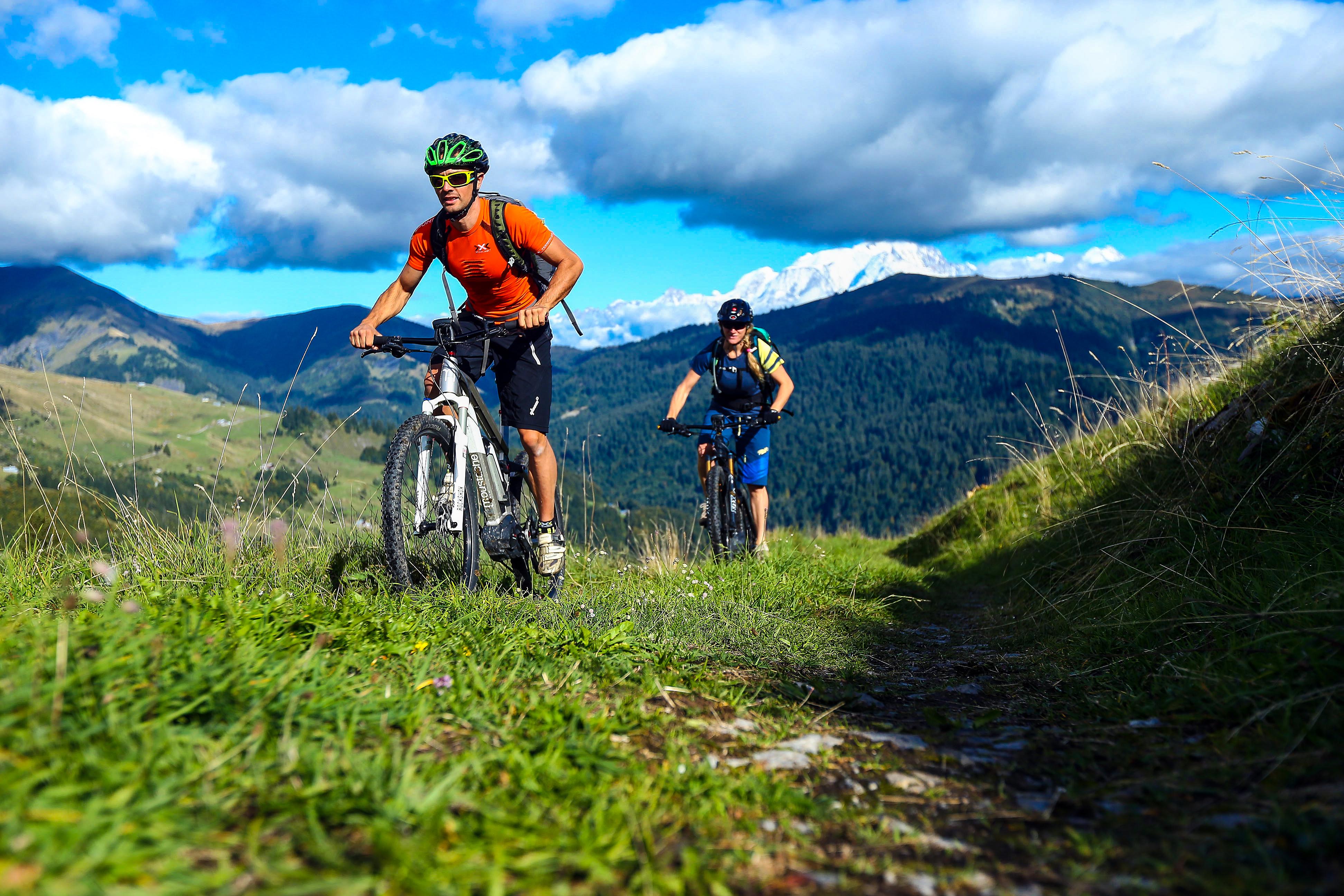 Tour du Val d'Arly © Office de Tourisme du Val d'Arly