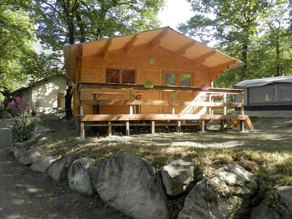 Camping Le Bois Joli © Grégory CHEVALLIER