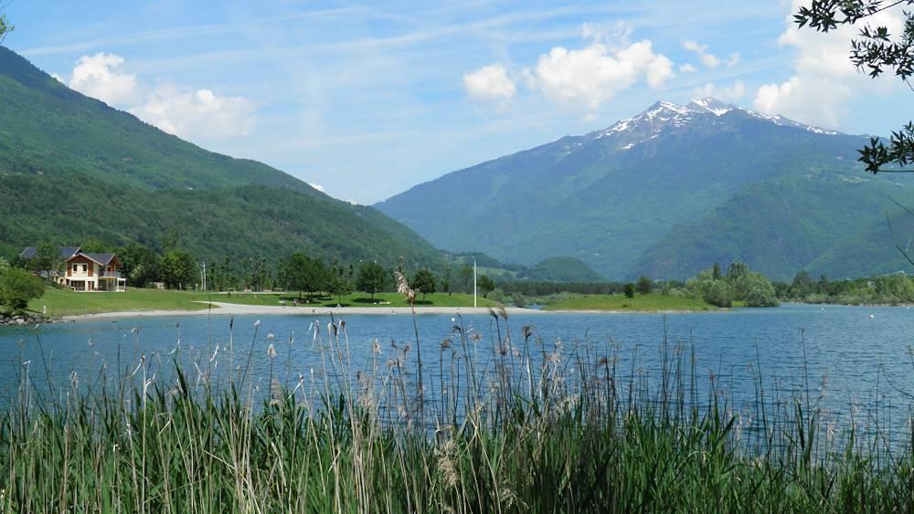 Lac des Hurtières © OT Porte de Maurienne