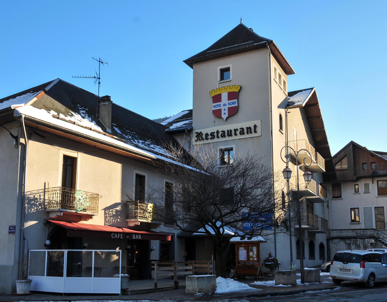 Hôtel du Nord Saint-Jean-de-Maurienne ©