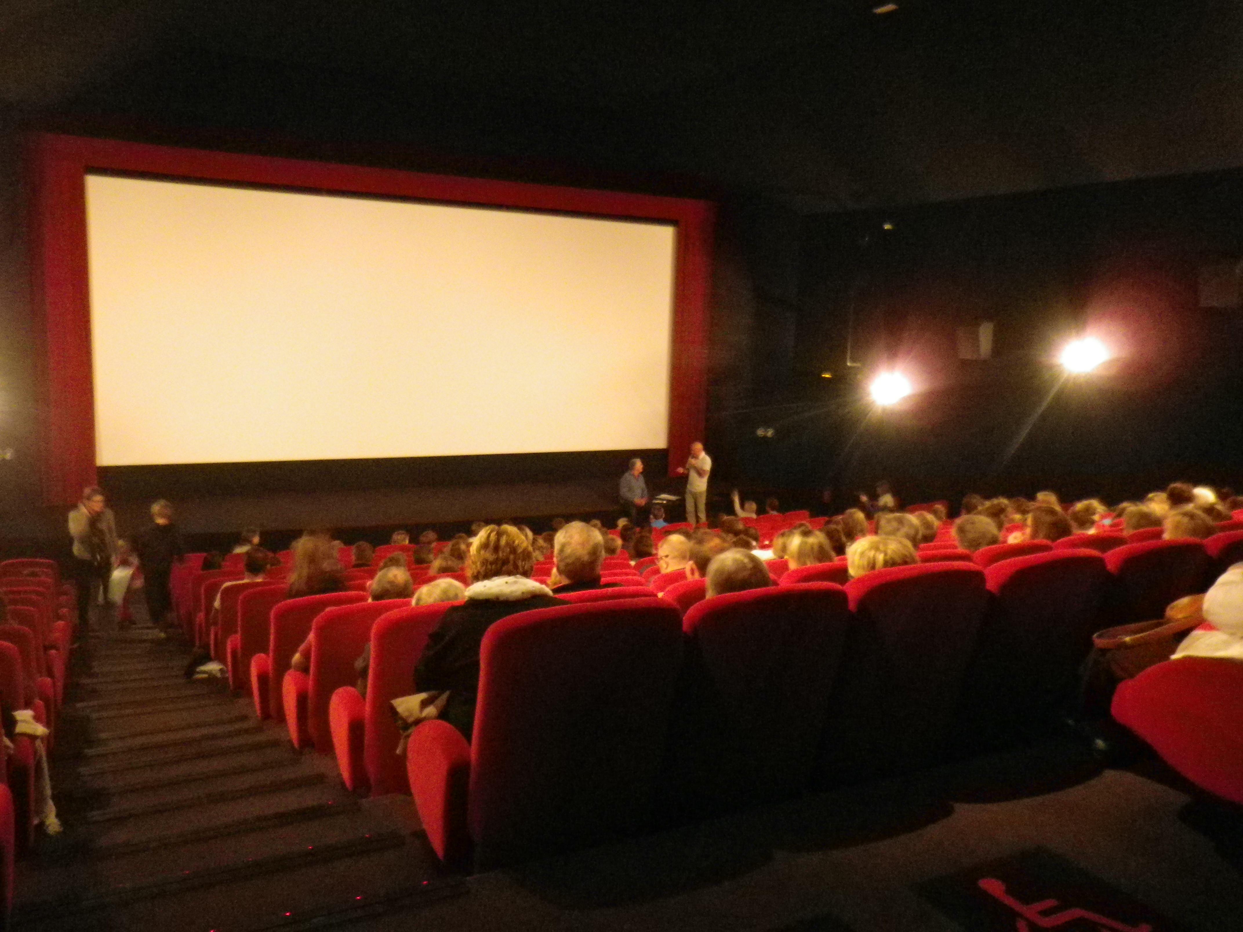 Cinéma Les Aiguilles à St Jean d'Arves ©