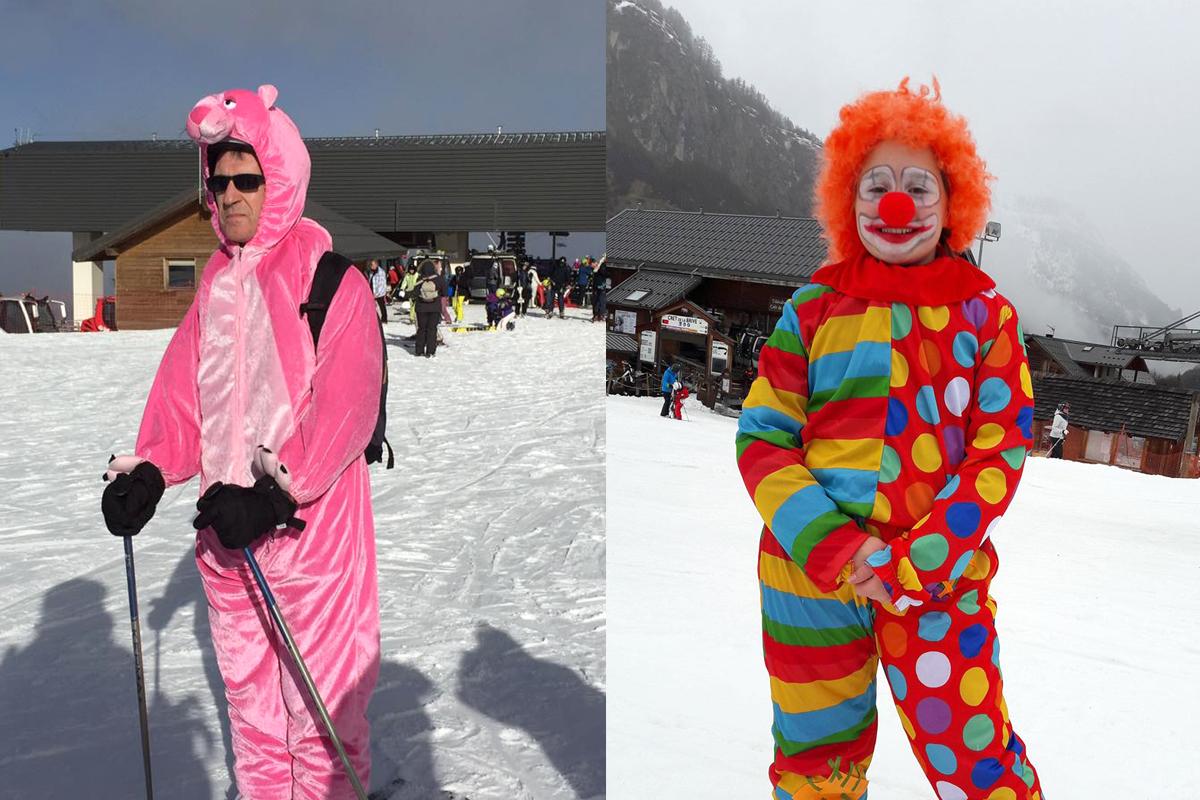 Valloire fête carnaval !
