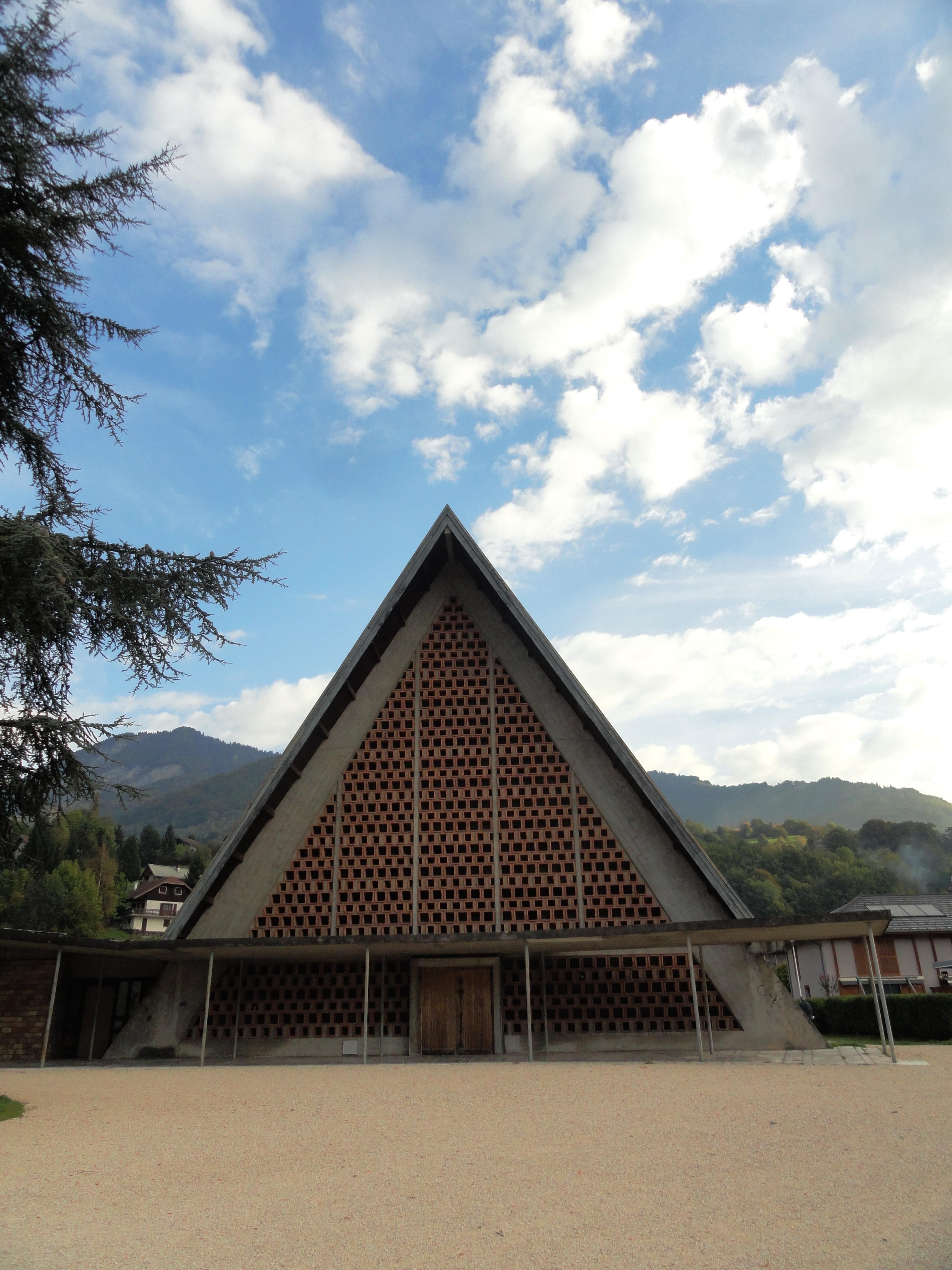 Eglise du Sacré-Coeur © Office de Tourisme d'Ugine