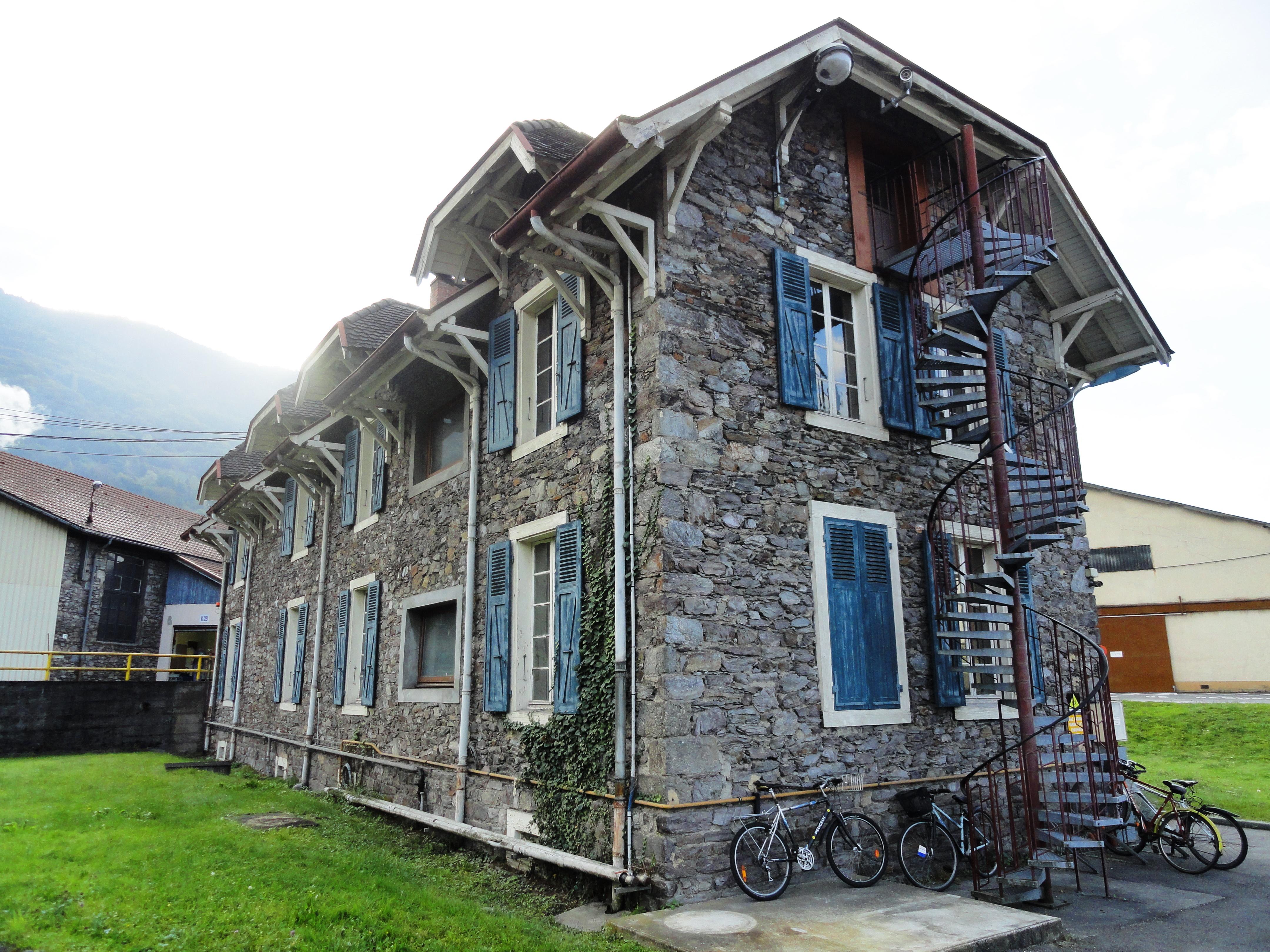 Maison du Village Nègre © Office de Tourisme d'Ugine