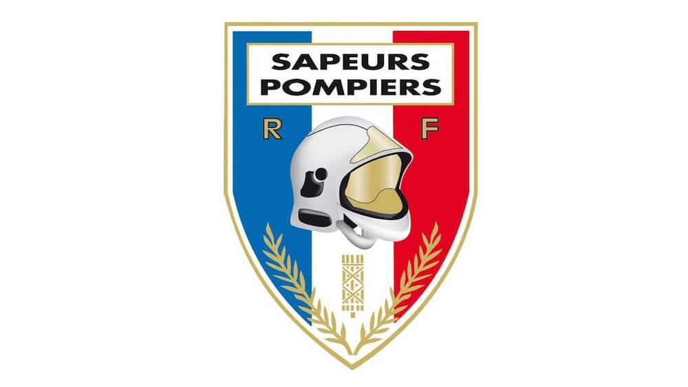 Pompiers du Corbier © Logo officiel