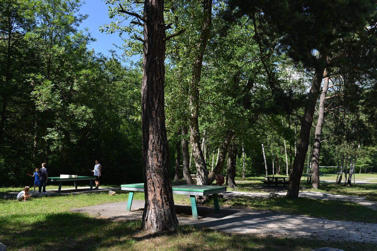 Zone de loisirs de la Combe des Moulins / Saint-Jean-de-Maurienne © Pierre Dompnier
