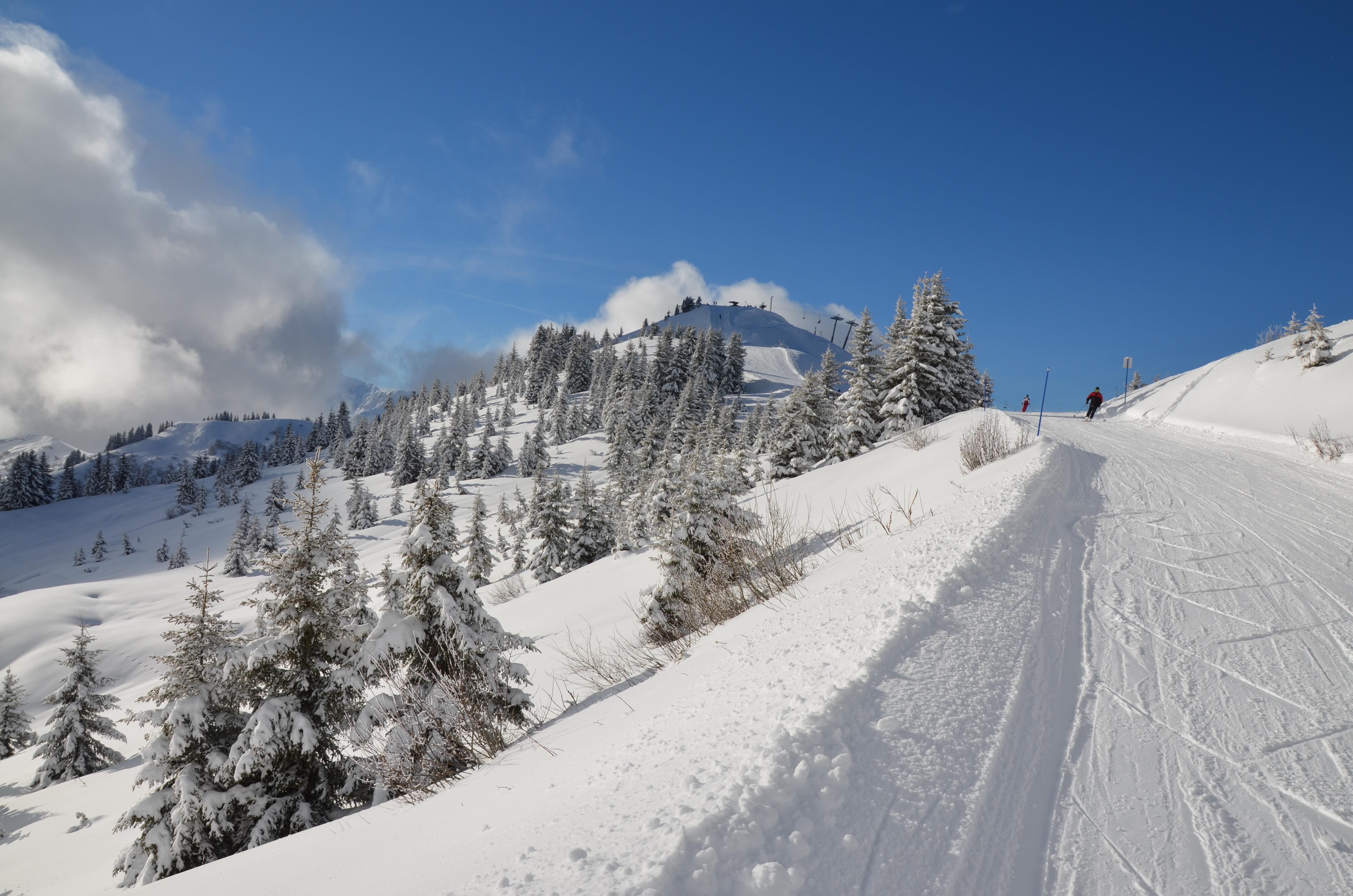 Les Portes du Mont-Blanc © OTI Val d'Arly