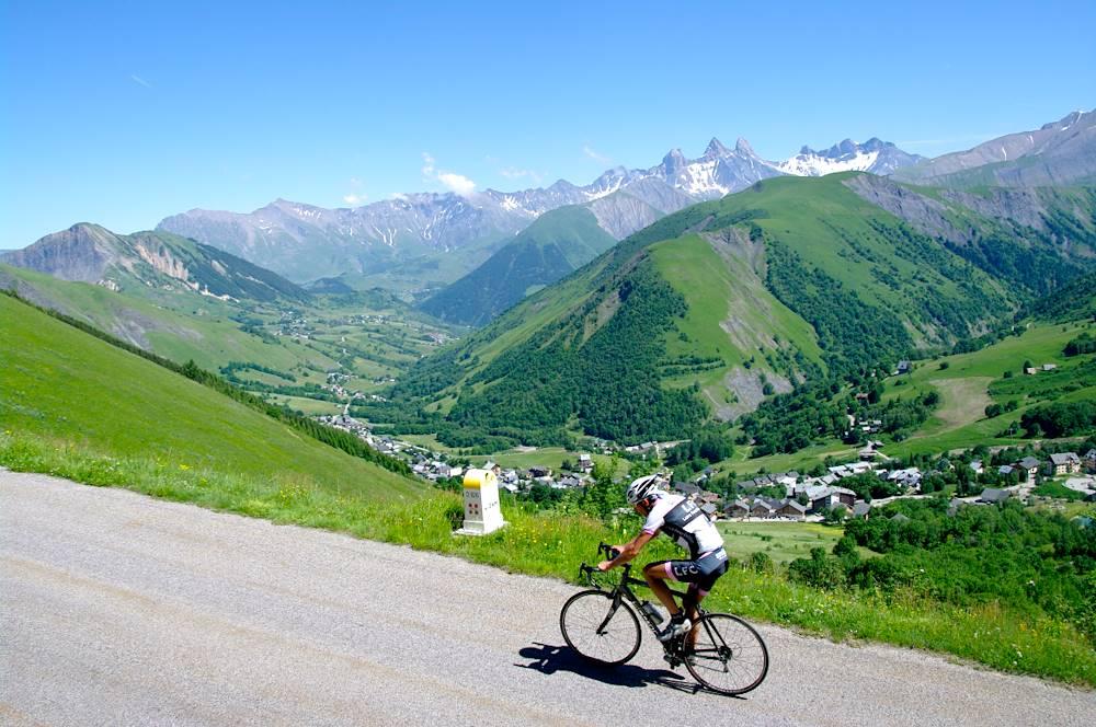 Cyclisme route © E. Axelrad