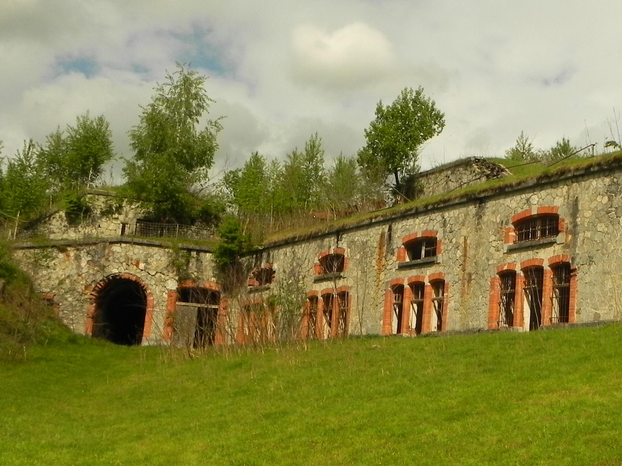 Fort de l'Estale © Odette Lussiana