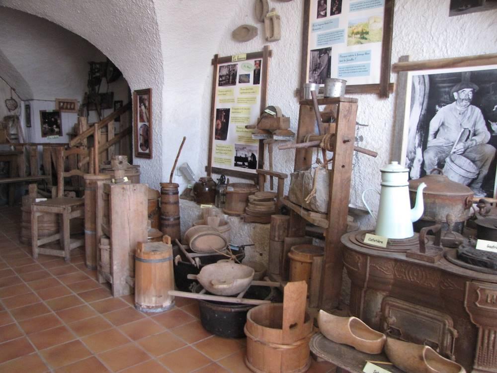 Ecomusée Albiez © OT Albiez
