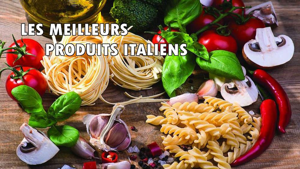 produits italiens ©
