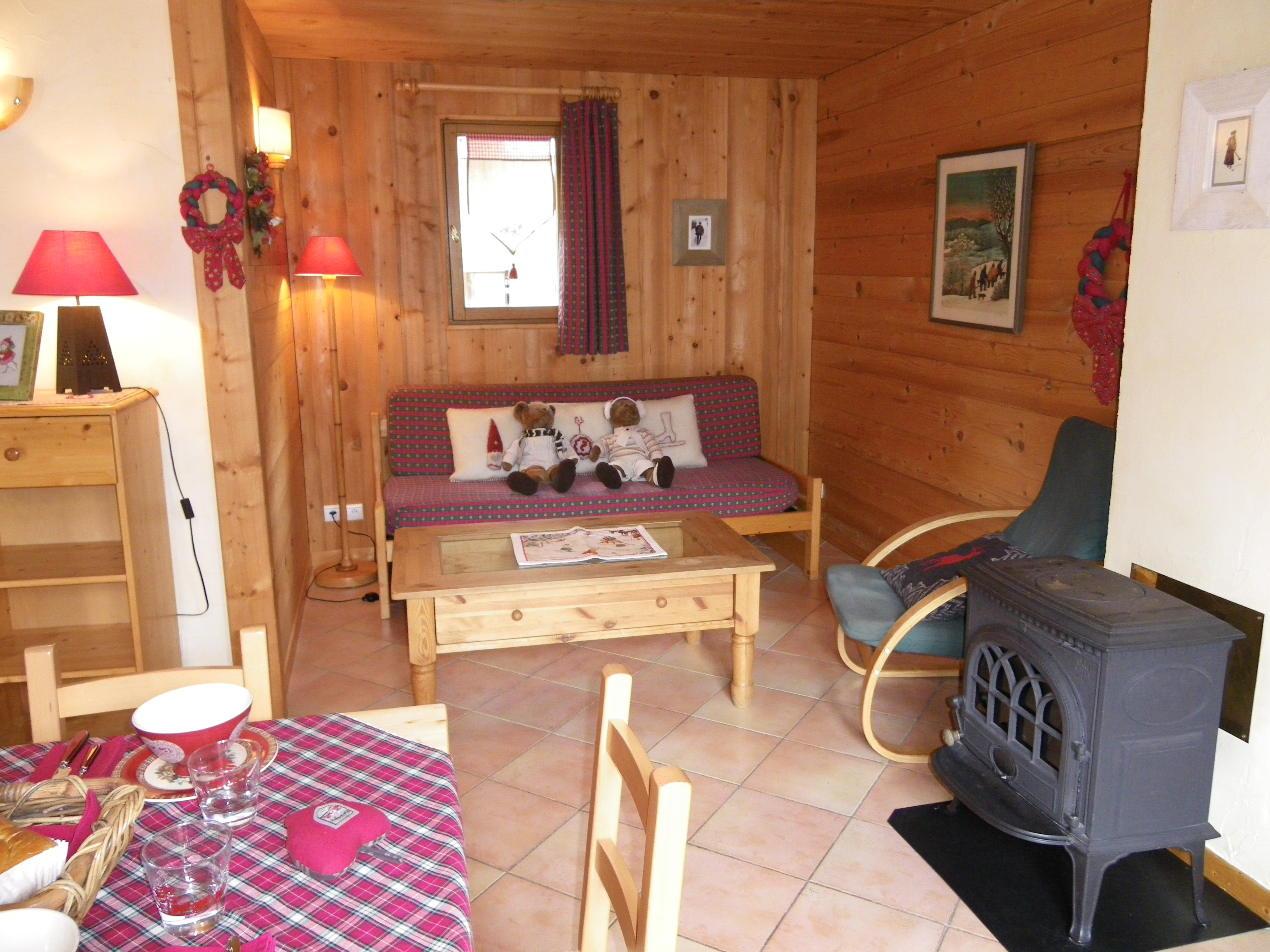 Mme Anne-Marie Martin - Chalet l'Andorse