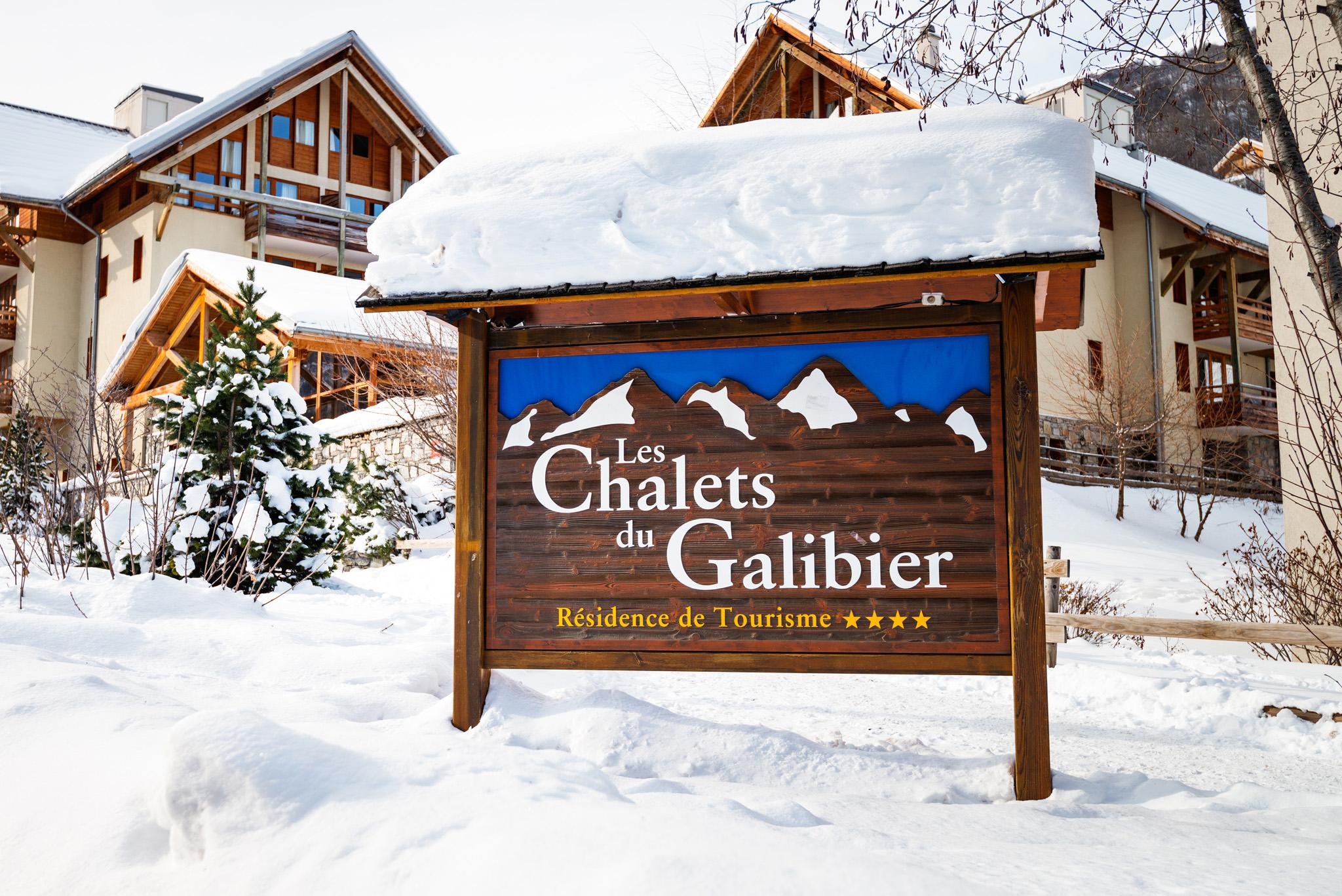 Résidence Lagrange - Les Chalets du Galibier © Les Chalets du Galibier