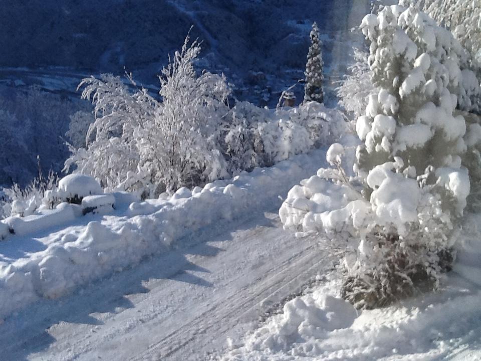M. ROSTAING Hubert - Vue hivernale ©