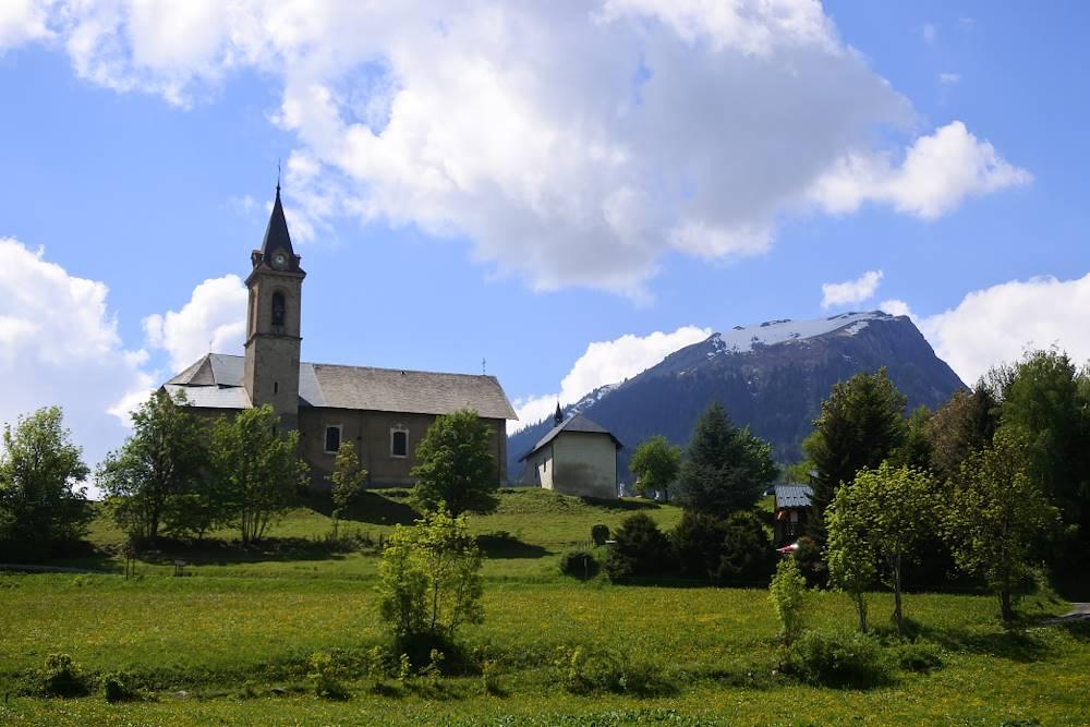 Fontcouverte-La Toussuire © Communauté de Communes Cœur de Maurienne Arvan