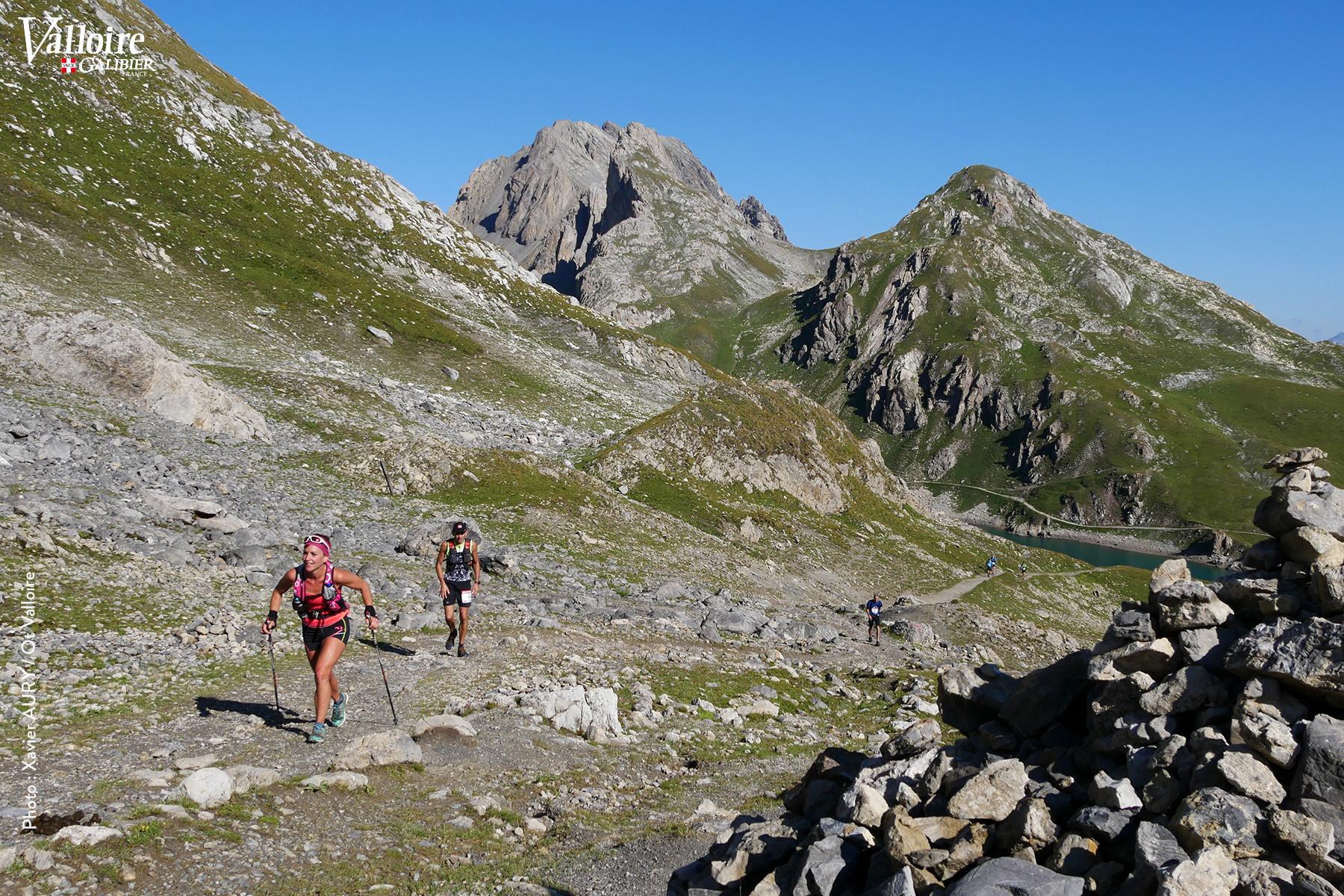 Galibier-µThabor trail © X. Aury / Ot Valloire