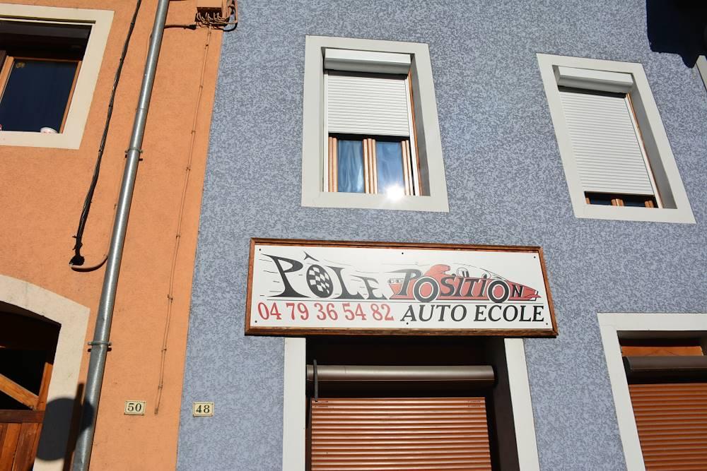 auto école pole position © OT