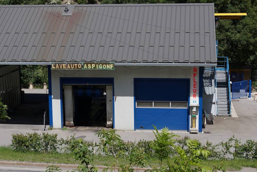 modane-fourneaux-lavage-auto © Office de tourisme de Haute Maurienne Vanoise - Ingrid Pauwels-Etiévant