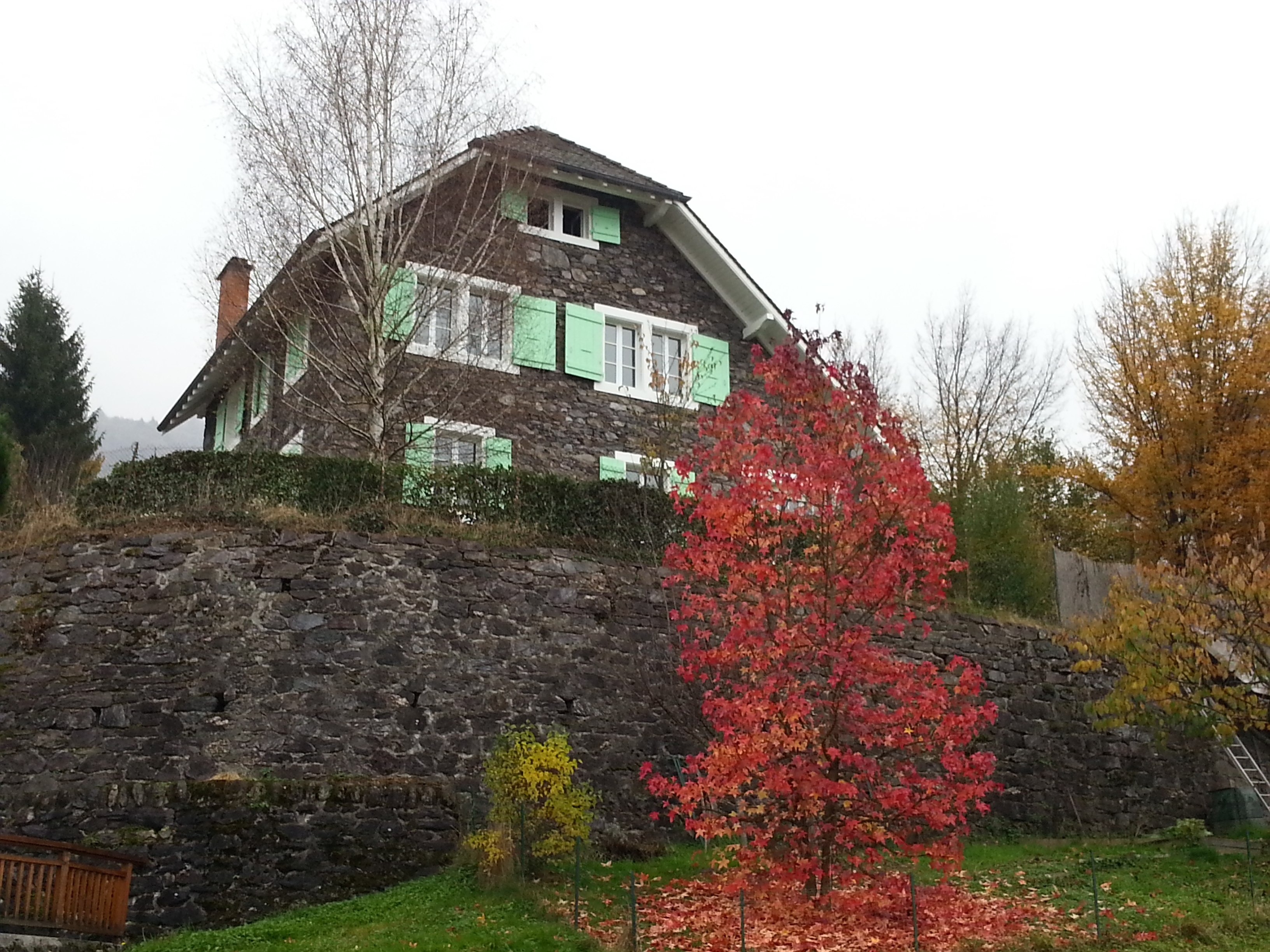 Villa des Charmettes © Office de Tourisme d'Ugine
