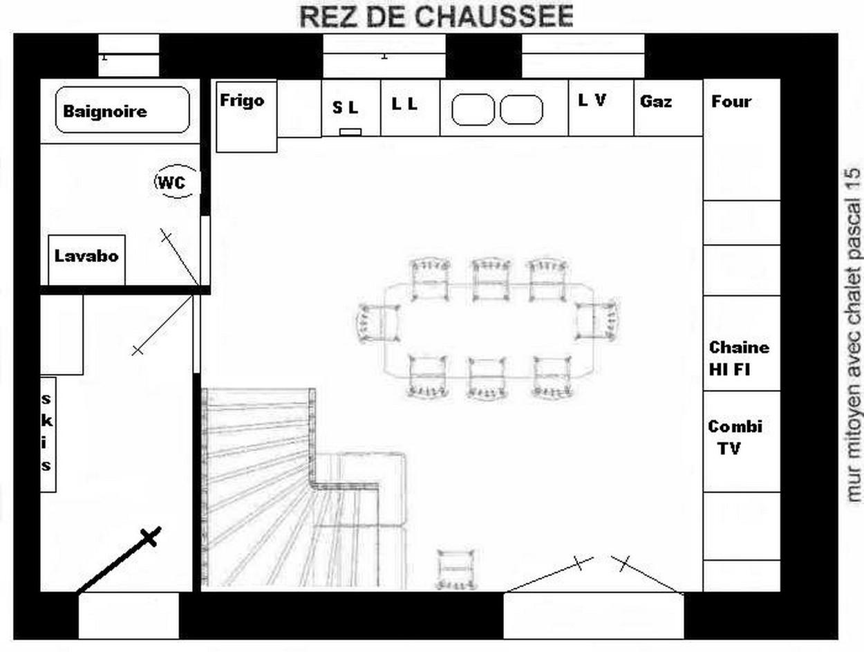 Mme Frédérique Reydet - Chalet Pascal n°9 © Reydet / Ot Valloire