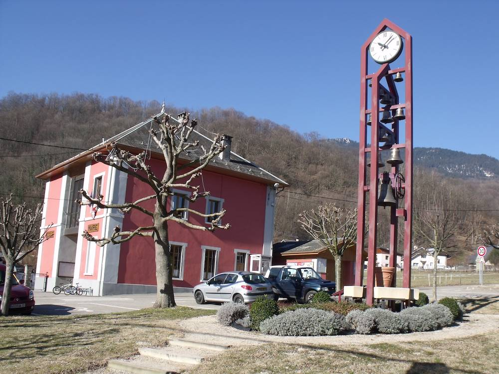 Mairie Saint-Pierre-de-Belleville © Ot Porte de Maurienne