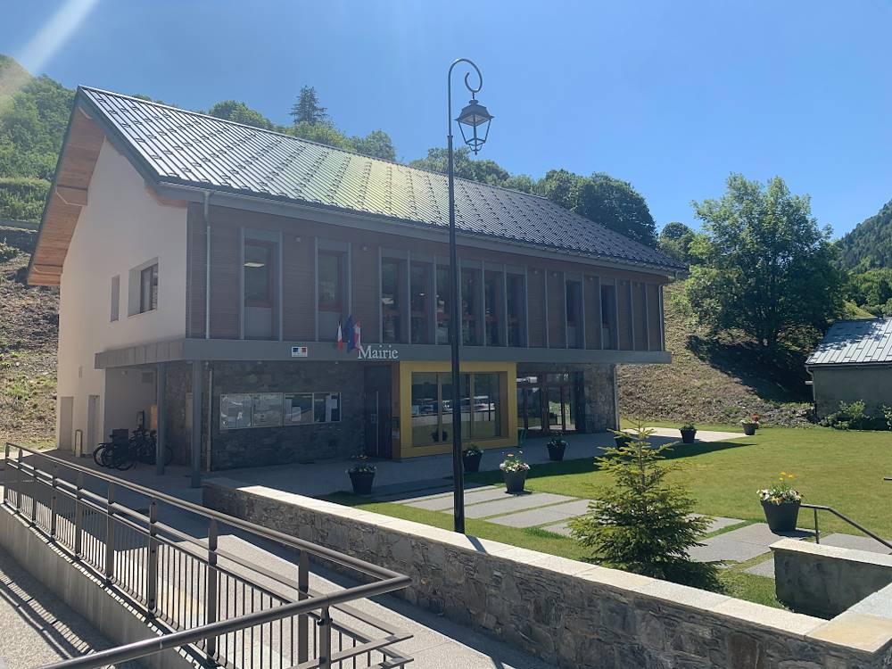 Mairie © Mairie de Valmeinier