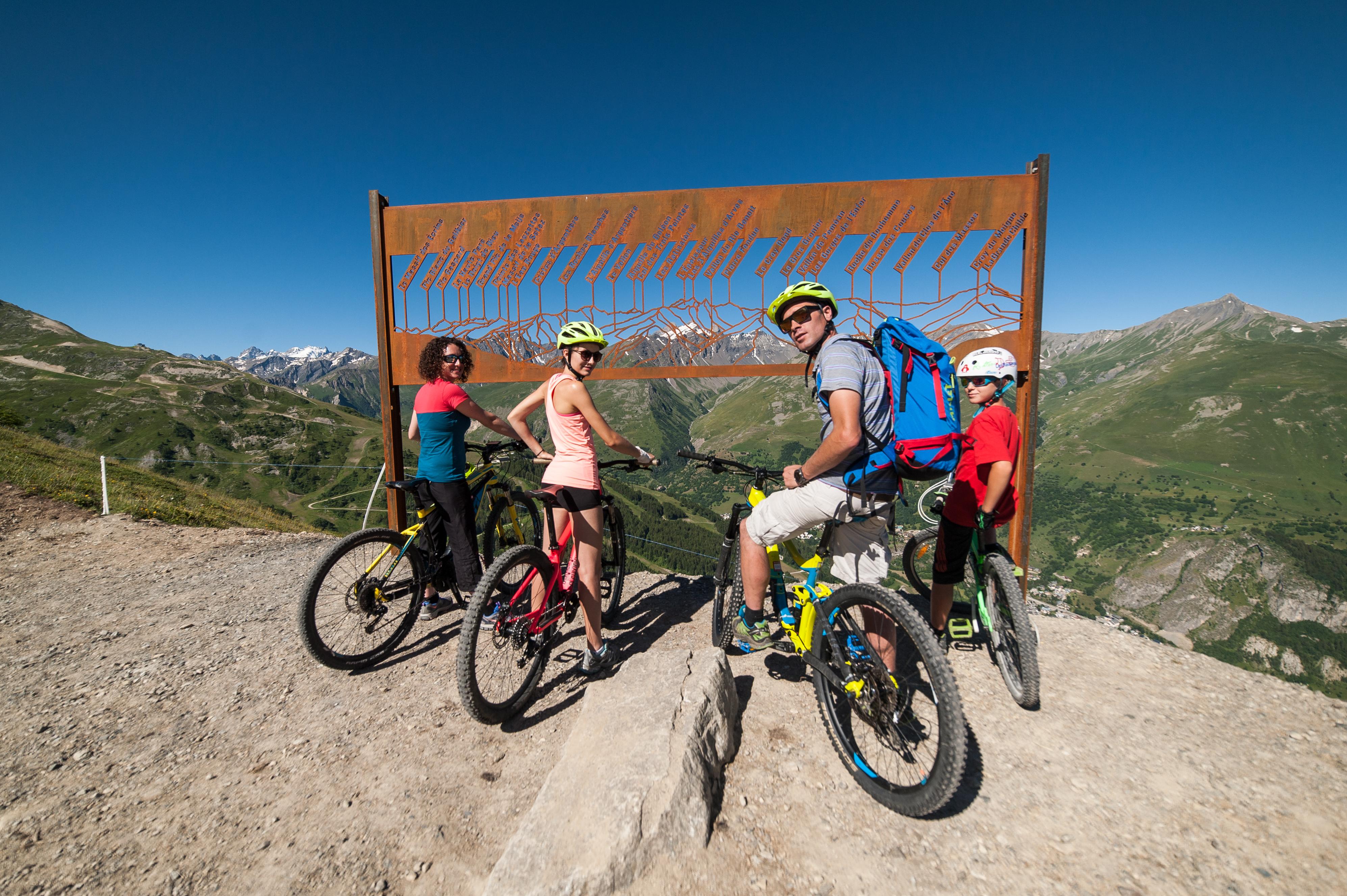 Bike Park Valloire Galibier © Alban Pernet / Valloire Tourisme