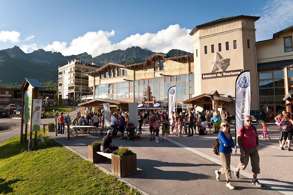Office de Tourisme de Saint François Longchamp © OTSFL Alban Pernet