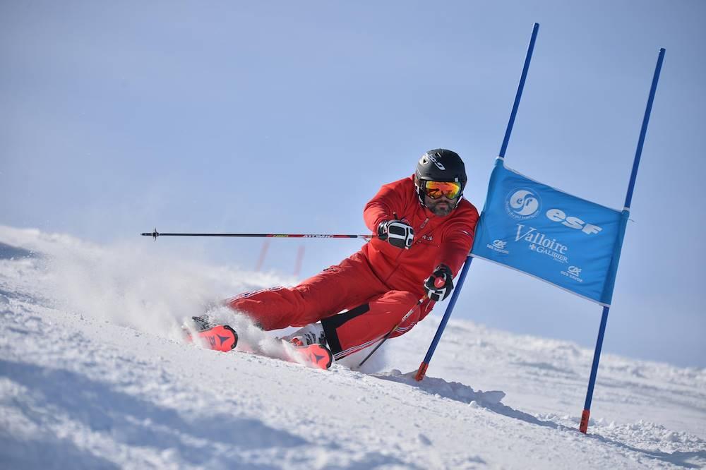 ESF - Course de ski © ESF / Valloire Tourisme
