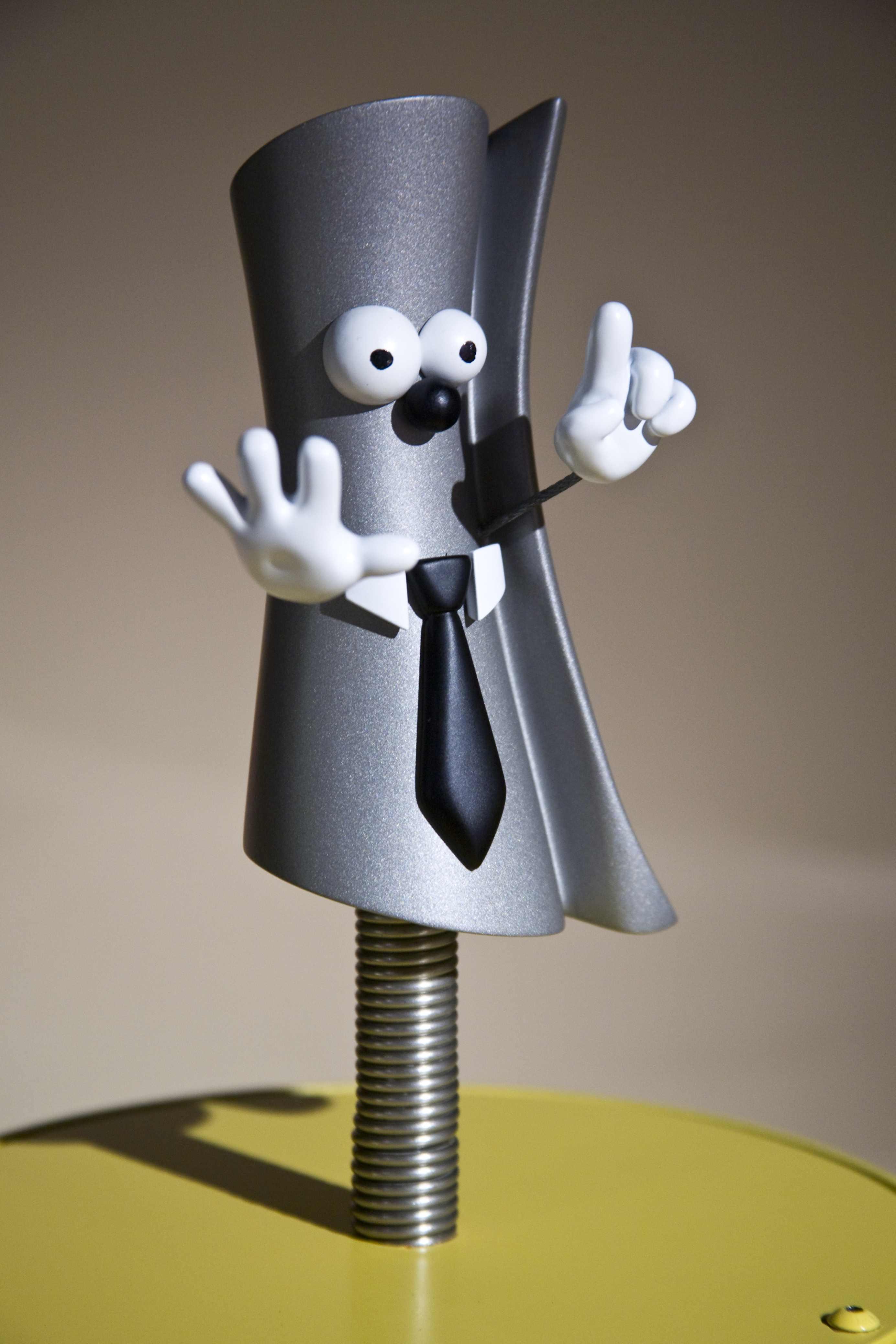 Tubalu, la mascotte du musée © Imago - Espace Alu
