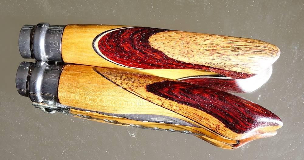 Manche bois précieux © MO. Igor Charon