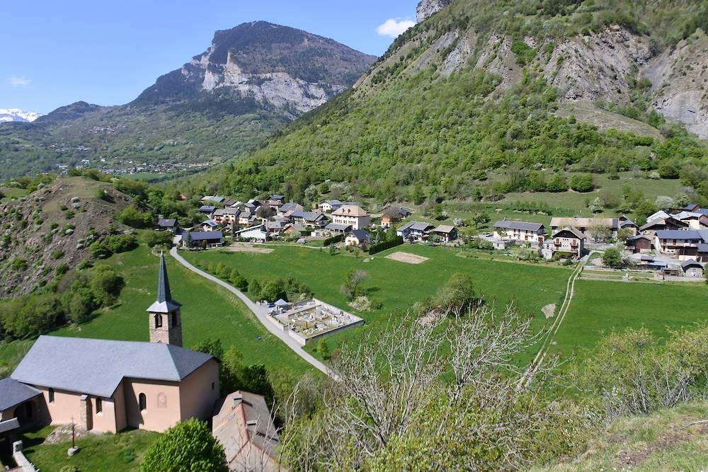 Le Chatel © Communauté de Communes Cœur de Maurienne Arvan