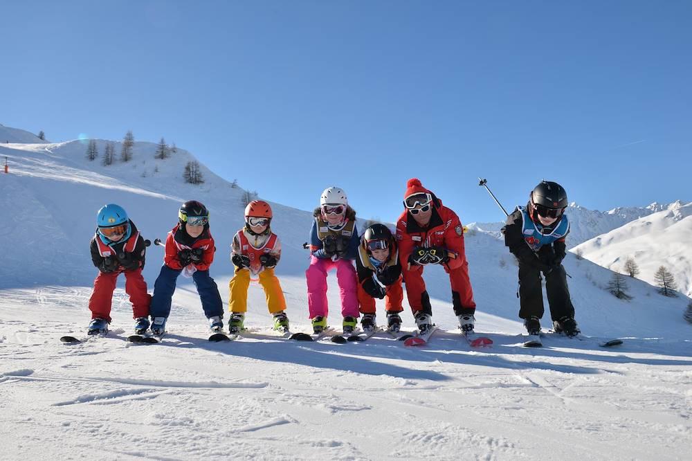 ESF - Cours de ski © ESF / Valloire Tourisme