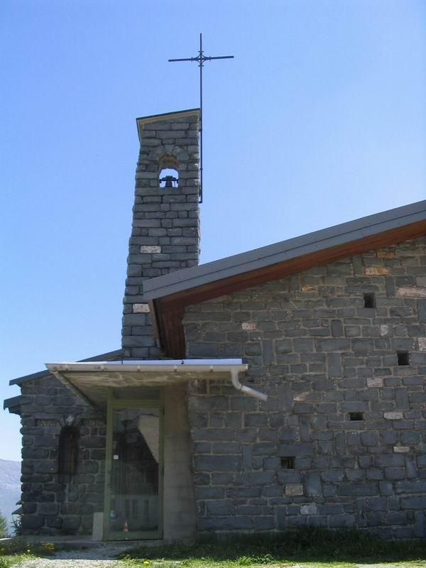 Chapelle Notre Dame du Ski ©