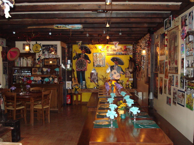 Restaurant le Narcisse ©