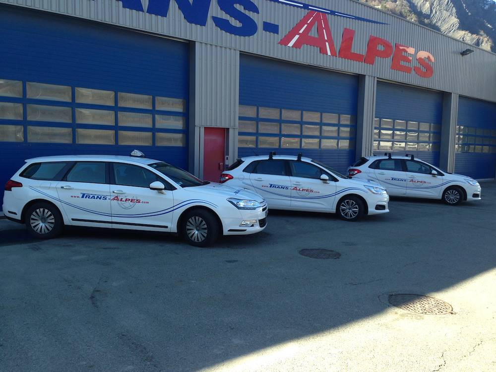 Taxis Trans-Alpes ©