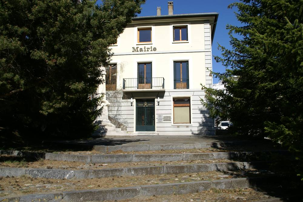 Mairie déléguée de Val-Cenis Lanslebourg-Mont-Cenis © Office de tourisme de Haute Maurienne Vanoise - Ingrid Pauwels Etiévant